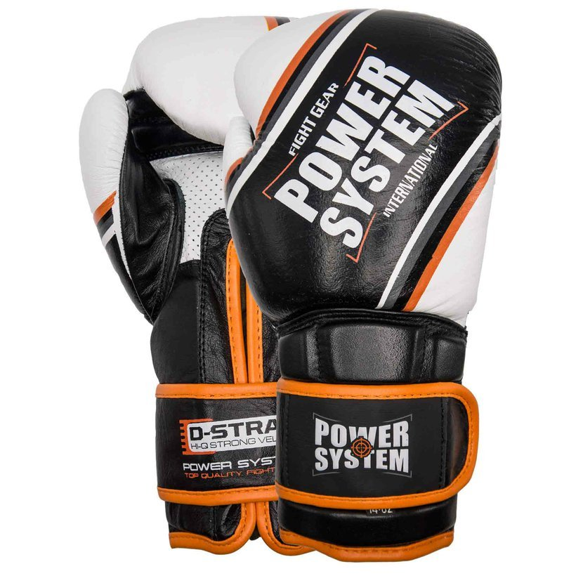 ... POWER SYSTEM Boxerské rukavice CONTENDER. PS 5006  Contender-orange-pair-.jpg 6cda5426fc